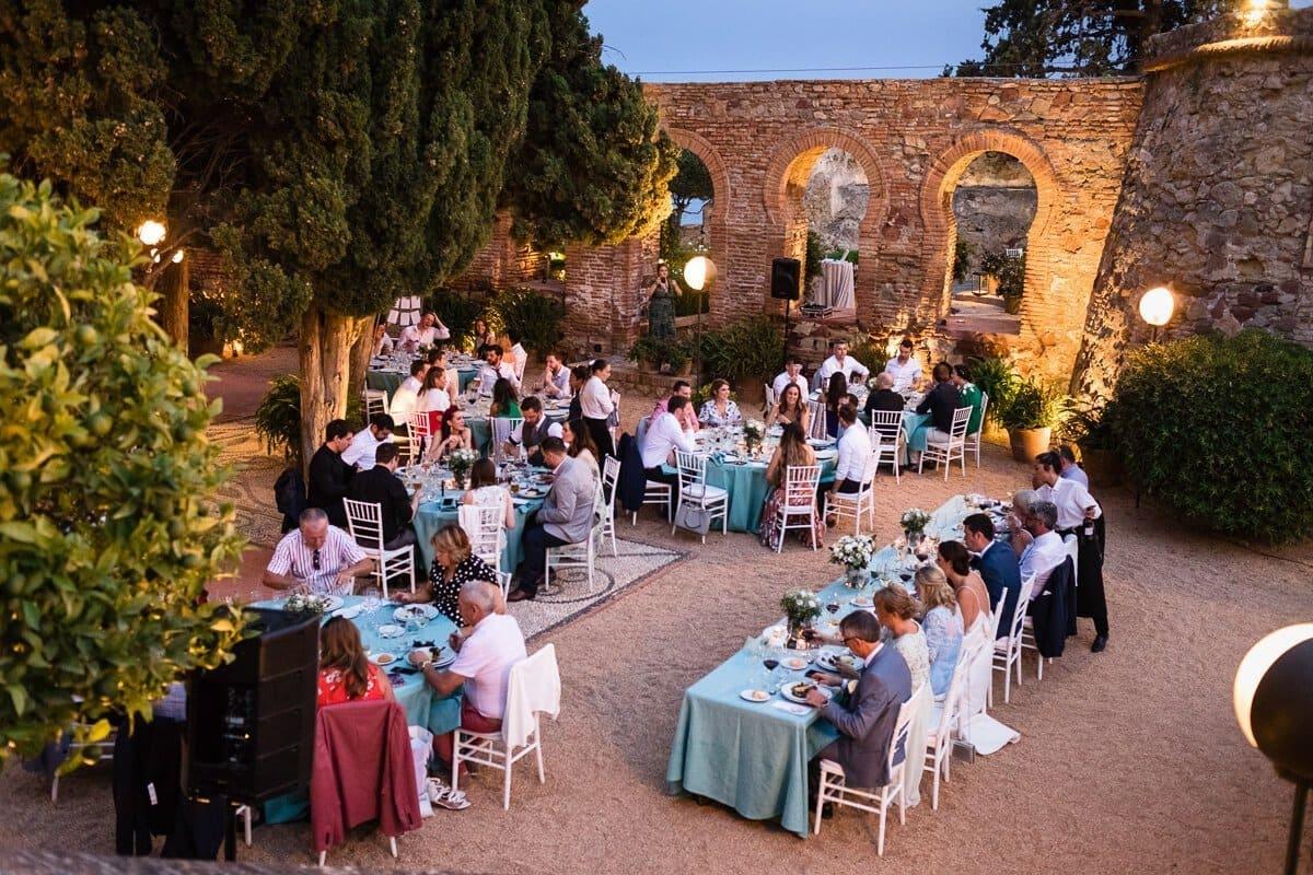 Destination Wedding in Spain | Marbella wedding planner Fairytale  Castle Fairytale  Castle