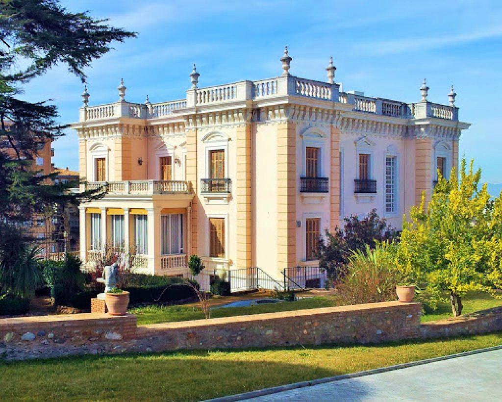 Quinta Alegre's Palace wedding palace at marbella-wedding.com