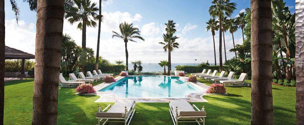 Beach villa Villa Del Mar Marbella-wedding.com