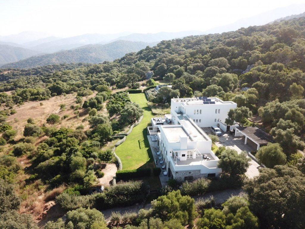 Private villa for your wedding in Marbella Villa Falcon