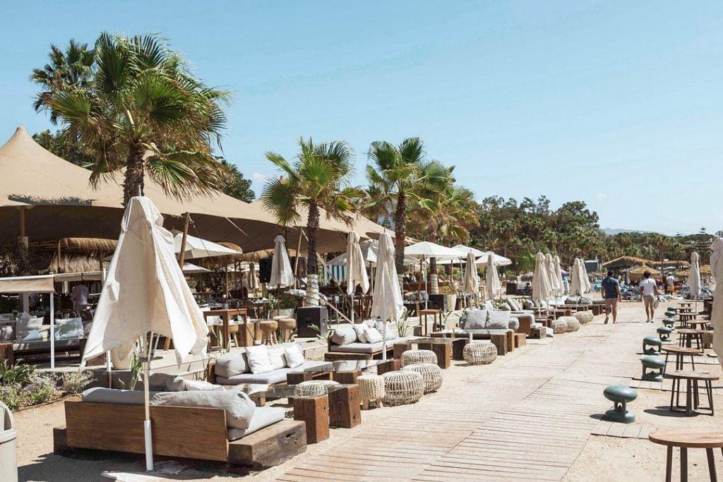 Beach wedding venue Puente Romano in Marbella-wedding.com
