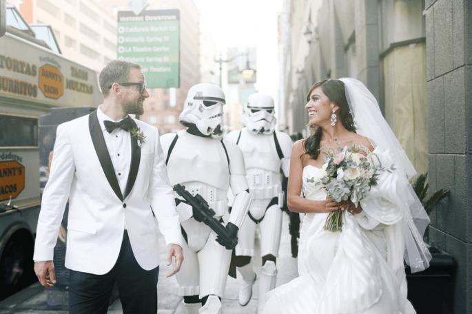 Thematic wedding inspiration